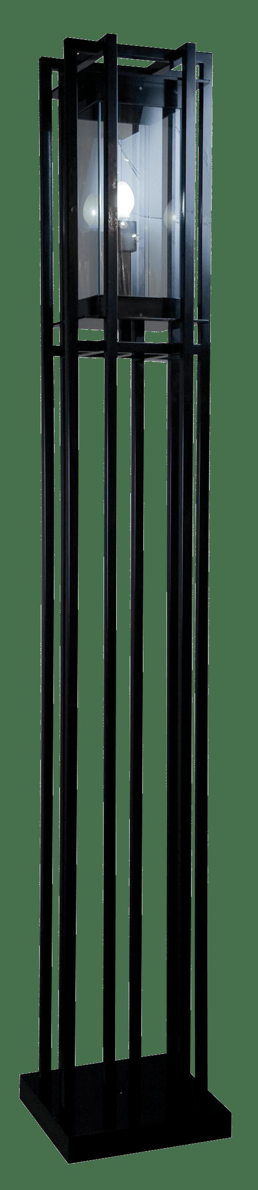 Costa laterna lungo Design by Marcel Wolterinck 230v Zwart