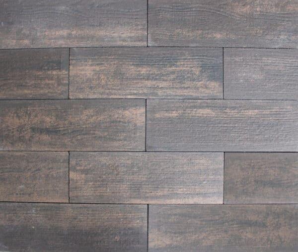 Estetico wood 60x20x6 cm Walnut