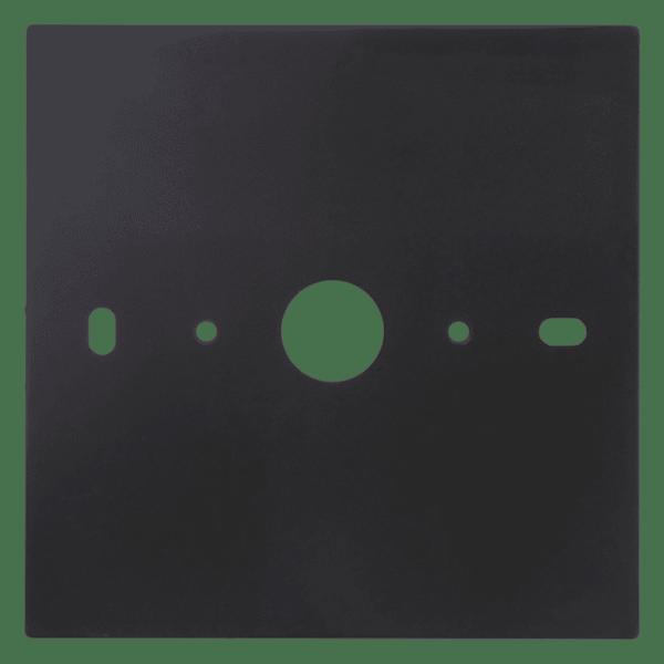 Evo mount wand 100-230v Dark montageplaat