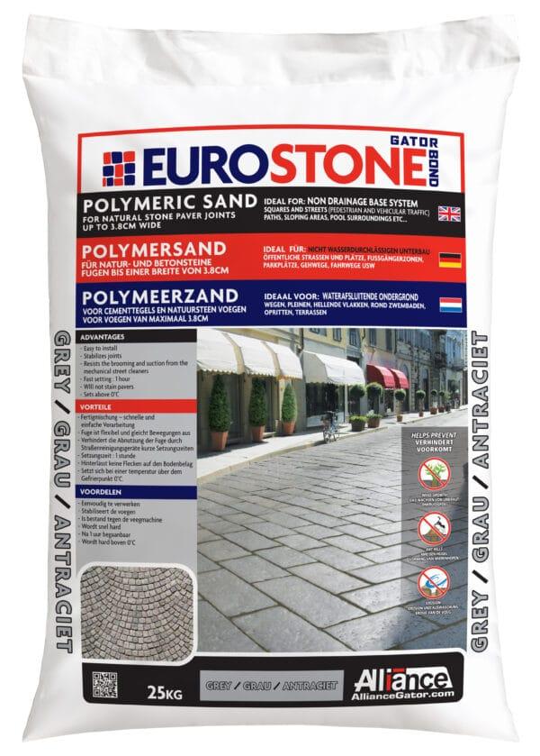 Fixs EuroStone zak 25 kg Antraciet