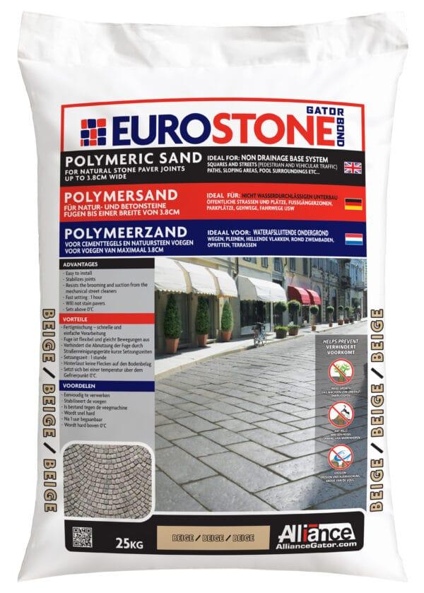 Fixs EuroStone zak 25 kg Beige