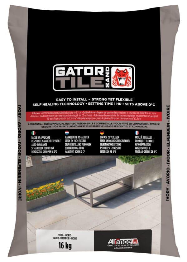 Fixs Gatorsand Tile zak 16 kg Ivoor