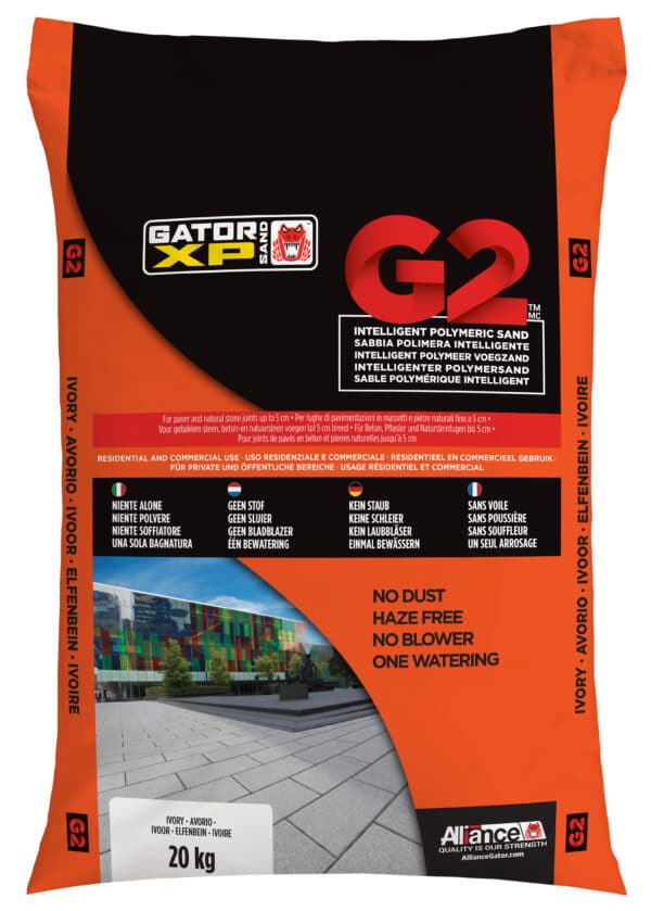 Fixs Gatorsand XP G2 zak 20 kg Ivoor