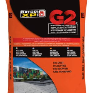 Fixs Gatorsand XP G2 zak 20 kg Zwart