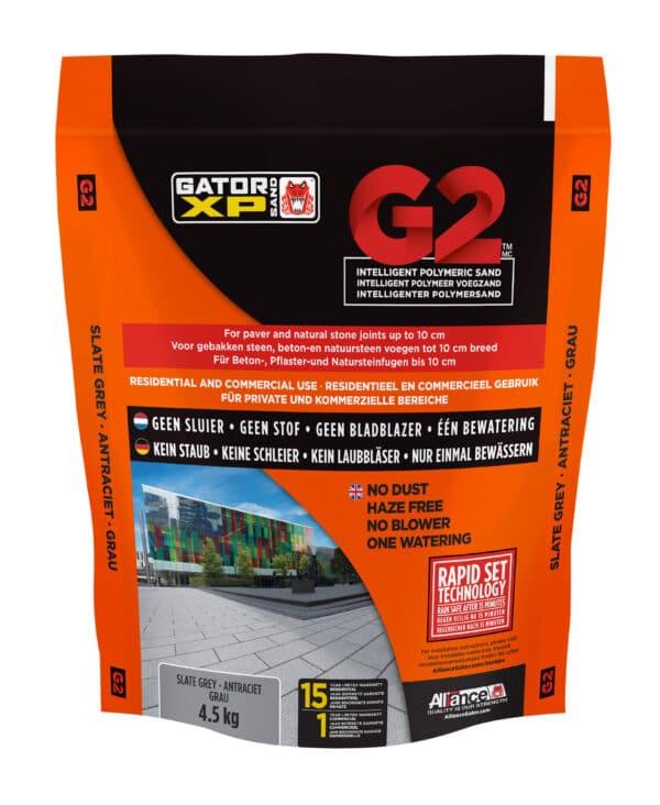Fixs Gatorsand XP G2 zak 4 kg Antraciet