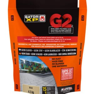 Fixs Gatorsand XP G2 zak 4 kg Beige