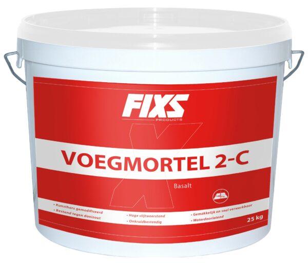 Fixs Voegmortel 2-componenten Basalt
