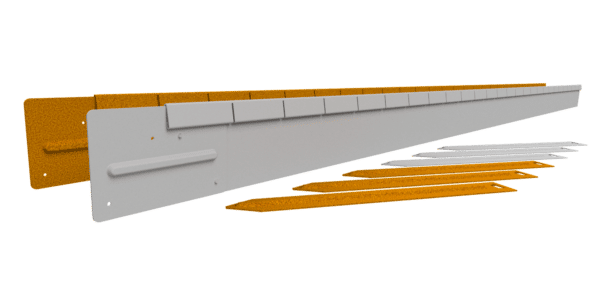 Flexline 10 cm Corten