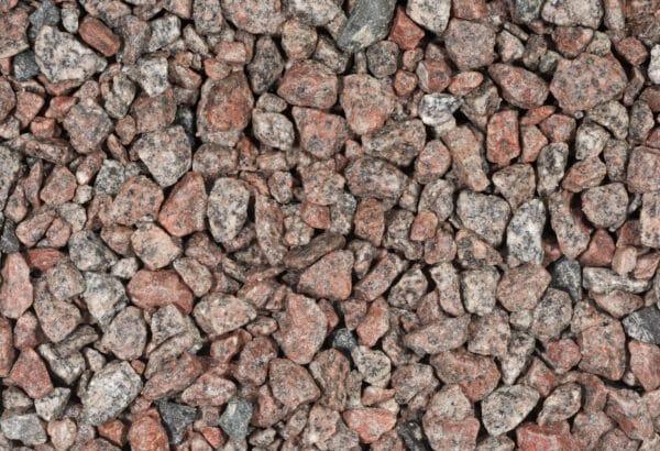 Granietsplit Roze-rood 8-16 mm bigbag 1000 kg
