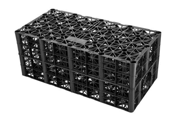 Infiltratiekrat 100x50x40 cm 190 liter