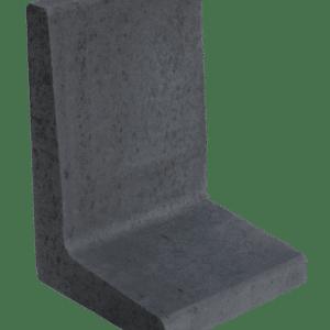 L-element 60x40x40 cm Antraciet