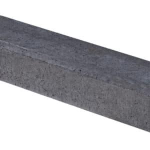 Oudhollandse betonbiels 100x20x12 cm Antraciet