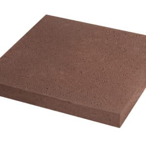 Oudhollandse tegel 80x80x5 cm Rood-bruin