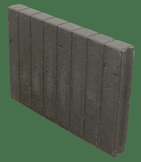 Rectoband 6x35x50 cm Antraciet