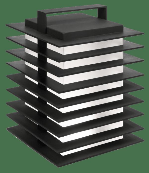 Stack table Design by Piet Boon 230v Zwart