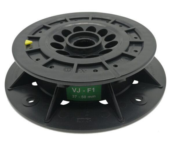 VersiJack F1 37-50 mm Zwart